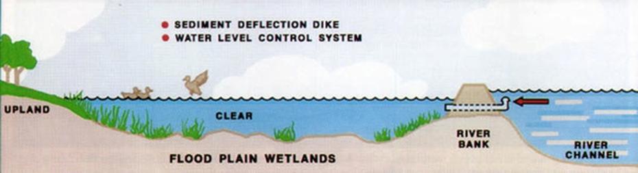 Tidal and Flood Plain Chart